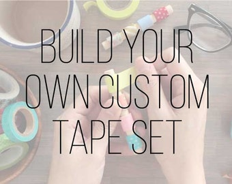 Build Your Own Two-Tape Set