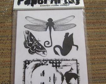 wings unmounted stamp set