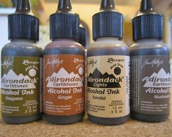 adirondack slcohol inks