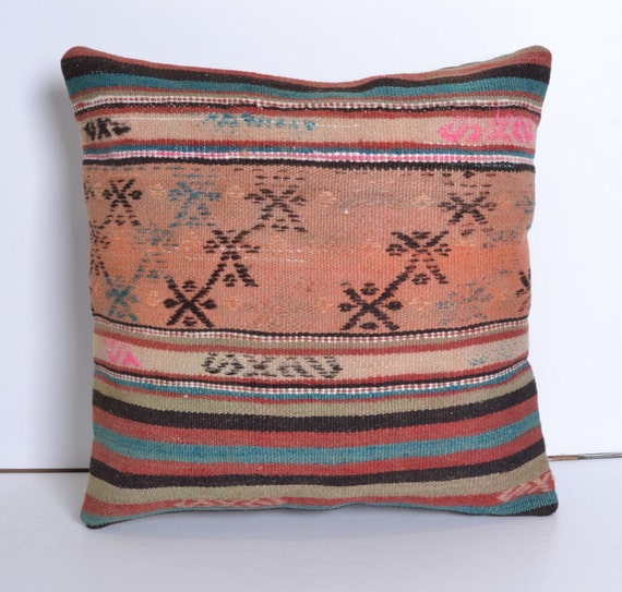 southwestern decorative throw pillow pillow case by VillagePillow
