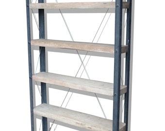 KONK! - 'Classic' Industrial Bookcase