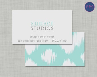 Business Card Design + Printing - calling card, blog card, mommy card, business, printing, 500 business cards, Full Color