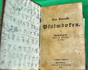 1848 German miniature book-(1411-131)