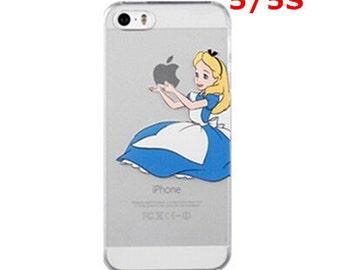 Alice iPhone 6 Plastic Case