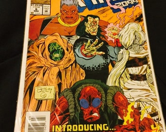 1993 Marvel Comics X-Men 2099 #6 Comic Book