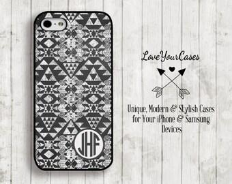 iPhone 6s Case, iPhone 6s Plus Case, iPhone 6 Case, iPhone 6 Plus Case, iPhone 5s Case, iPhone 5c Case, Personalized Monogrammed Case 976