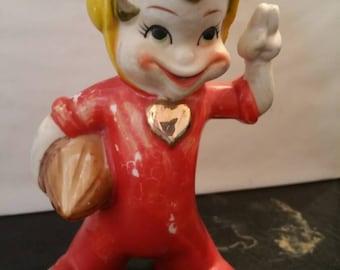 Pixie Elf Football Figurines