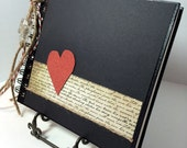 """6"""" x 6"""" Journal - Hardcover, 80 page pre-bound & covered, Sketch Paper"""