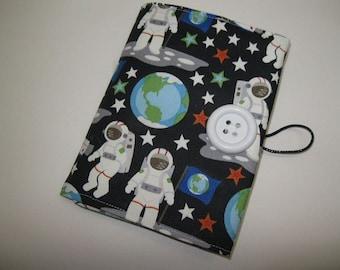 Crayon Wallet Organizer Astronauts