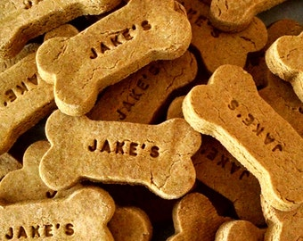 Sweet Potato Peanut Butter Gourmet Dog Treat, Dog Cookie, Gluten Free Dog Gift