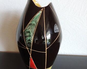 """Gebrüder Conradt vase """"Crete"""" 418/4 -."""