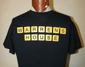 Govt. Mule  Warren's House T shirt