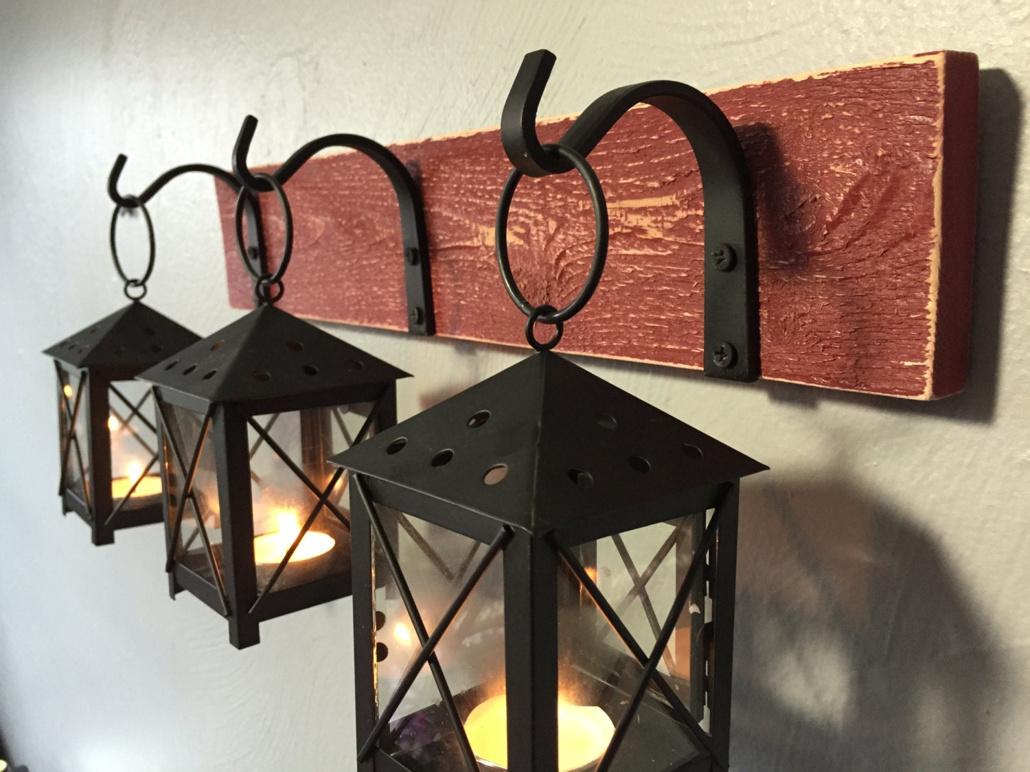 Sconces Wall Decor Wall Sconce Candle Lantern by ...