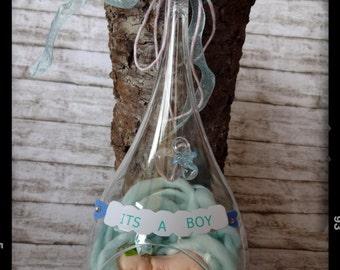 Hooray it's a boy...