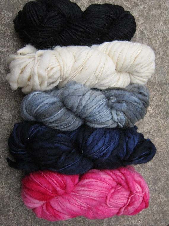 Knitting Needles And Yarn For Beginners : Knitting kit diy beginner knit your own scarf includes