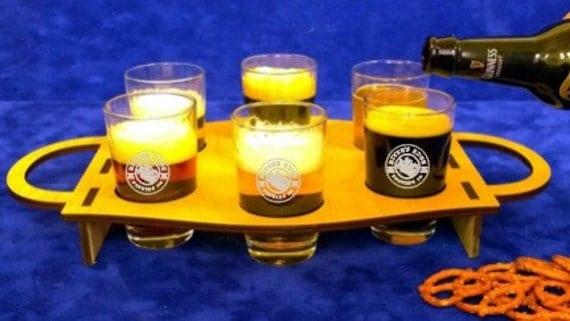 Custom Beer Tasting Glasses