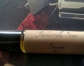 Immortelle Scar Serum, 10 mL