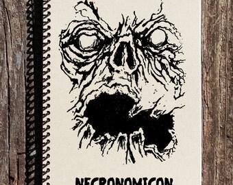 Necronomicon Journal - Evil Dead Book - Evil Dead Inspired Notebook - The Necronomicon