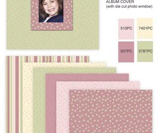 Girl Scrapbook Kit!