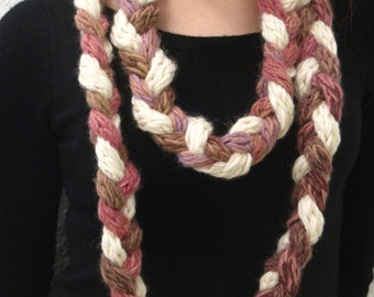 Multicolor necklace scarf! EGST