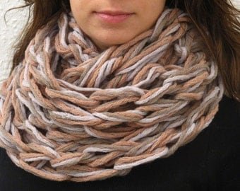 Infinity scarf warm and cozy! EGST