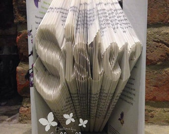 Book Sculpture, Sister