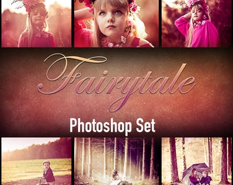 Fairytale - Photoshop actions