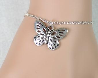 pineapple bracelet silver pineapple charm fruit by vespestudio