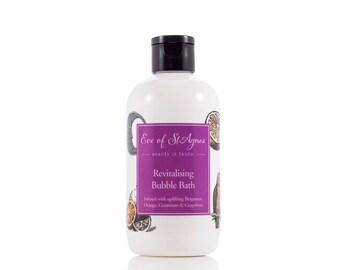 Natural Bubble Bath - sls free bubble bath - essential oils - pampering bubble bath