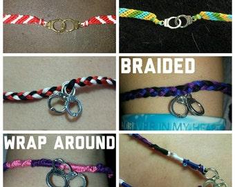 I Love my Inmate Bracelet