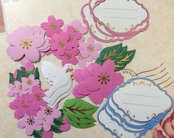 Japanese Stickers - Sakura