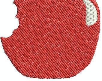 Digital Embroidery Design - Bite me