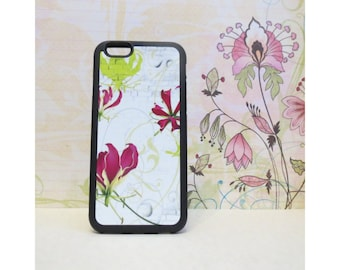 Gloriosa - Case for iPhone 6/6S Rubber TPU