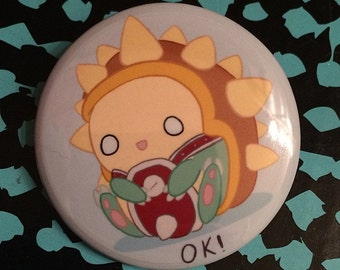 "League of Legends Rammus ""OK"" Button"