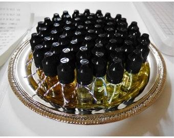 Extra Plaster Diffuser Refill Oil | 6ml Dropper Bottles | Fragrance Oil | Essential Oil