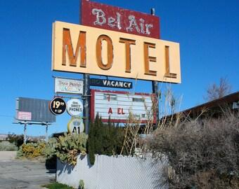 Bel-Air Motel - Mojave, CA
