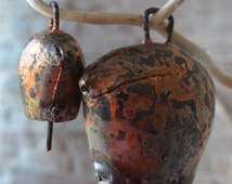 Old Technic Hand made goat bells small 5 cm.Price for 1. Also bigger bell for cows available