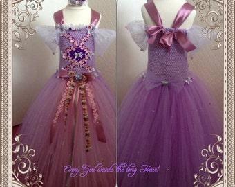 Rapunzel inspired