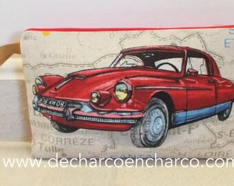 CLUTCH RED CAR