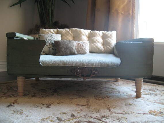 Pet Bed Custom Designed Handcrafted One Of A Kind Made