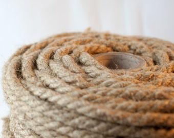 Natural Hemp Rope 8mm