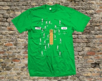Cricket T Shirt 100% cotton - 1998