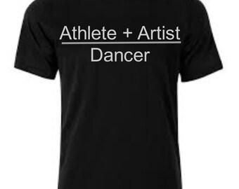 Athlete+Artist Dancer
