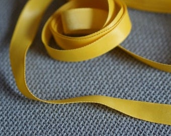 Sunflower Yellow Ribbon 1/2 inch wide