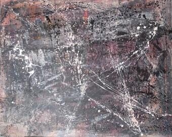 acrylic on canvas / original painting / 120 x 80 cm