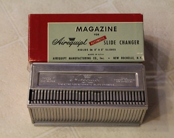 Magazine for Airequipt Automatic Slide Changer, holds 36 - 2X2 slides