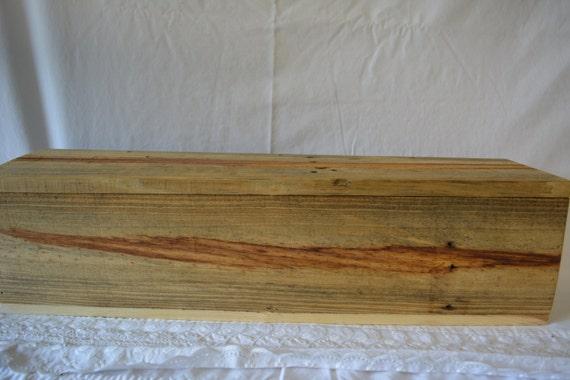 Items similar to pallet wood floating shelf on etsy for Pallet floating shelves