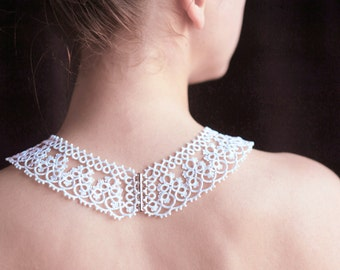 "Lacy necklace ""Waltz"""