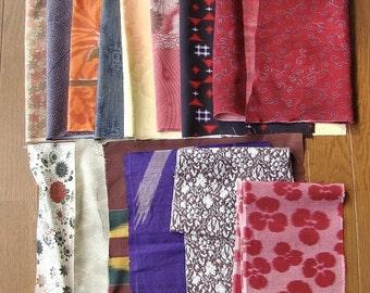 Vintage kimono cloth No1