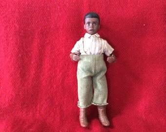 African American boy doll
